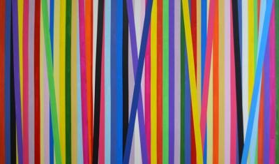 Exposición colectiva In living color