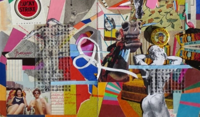 Convocatoria para artistas Collage