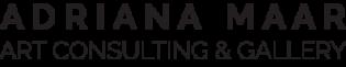 Adriana Maar art consulting Logo