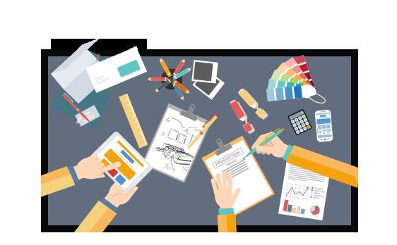 Art consulting - gestión del proyecto
